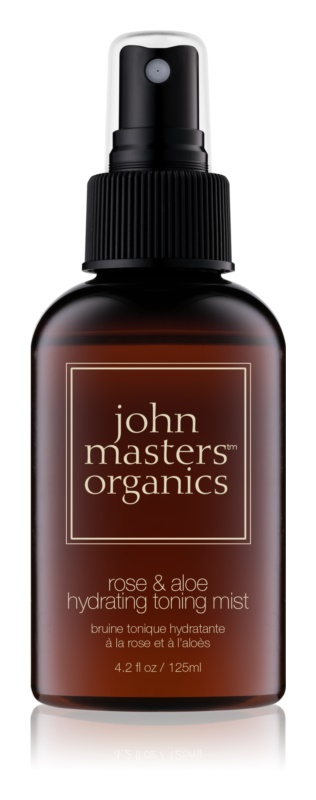 John Masters Organics All Skin Types hydratačné tonikum v spreji