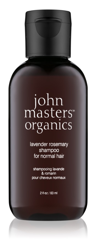 John Masters Organics Lavender Rosemary sampon normál hajra
