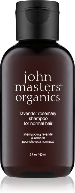 John Masters Organics Lavender Rosemary šampon pro normální vlasy