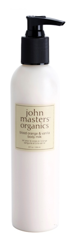 John Masters Organics Blood Orange & Vanilla lotiune de corp