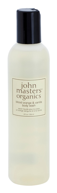 John Masters Organics Blood Orange & Vanilla гель для душу