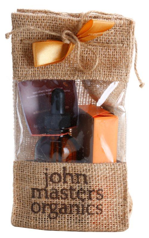 John Masters Organics Body Care Cosmetic Set I.