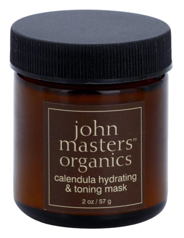 John Masters Organics Calendula hydratačná a tonizačná pleťová maska