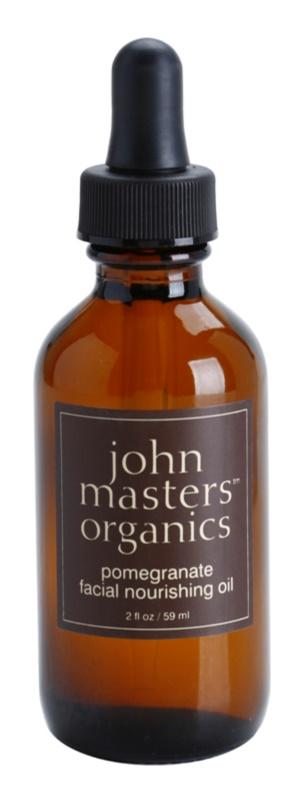 John Masters Organics Dry to Mature Skin hranilno olje za obraz