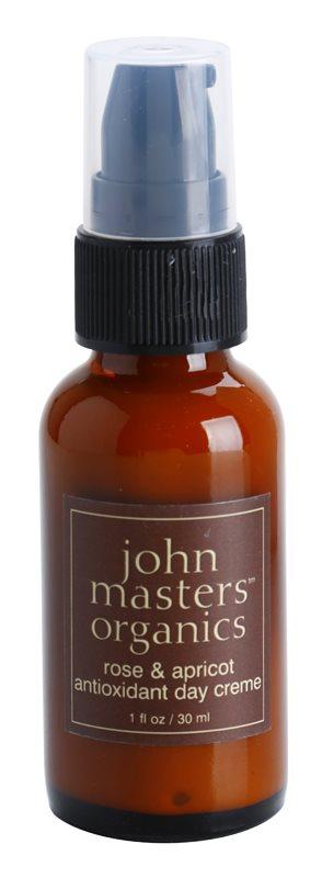 John Masters Organics Normal to Dry Skin antioxidační denní krém