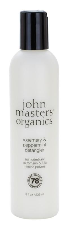John Masters Organics Rosemary & Peppermint odżywka do włosów delikatnych