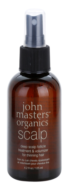 John Masters Organics Scalp pršilo za zdravo rast las od korenin