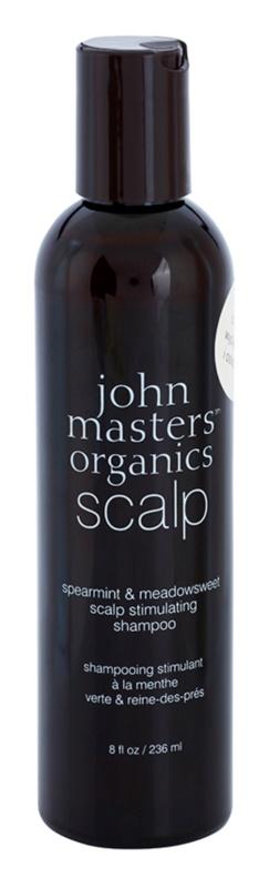 John Masters Organics Scalp stimulierendes Shampoo für die gesunde Kopfhaut
