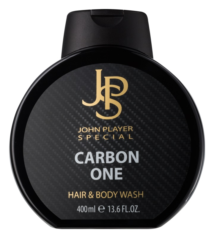 John Player Special Carbon One Shower Gel for Men 400 ml