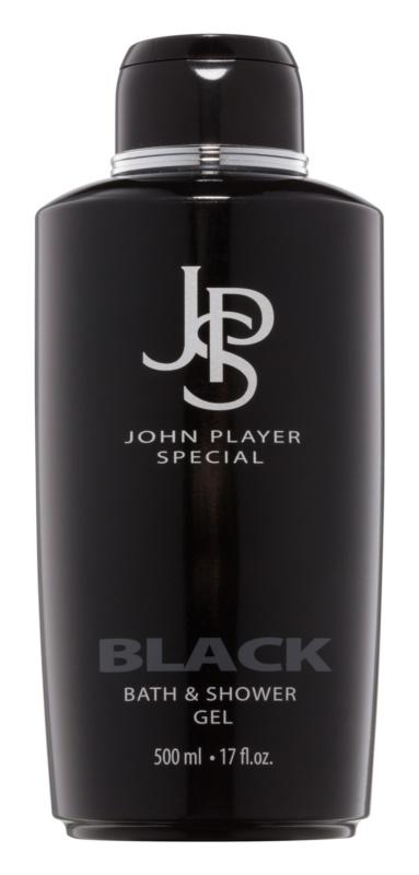 John Player Special Black gel de duche para homens 500 ml