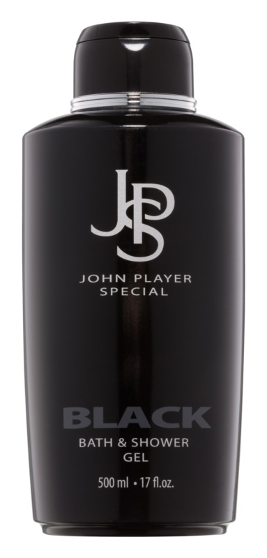 John Player Special Black Shower Gel for Men 500 ml