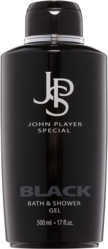 John Player Special Black żel pod prysznic dla mężczyzn 500 ml