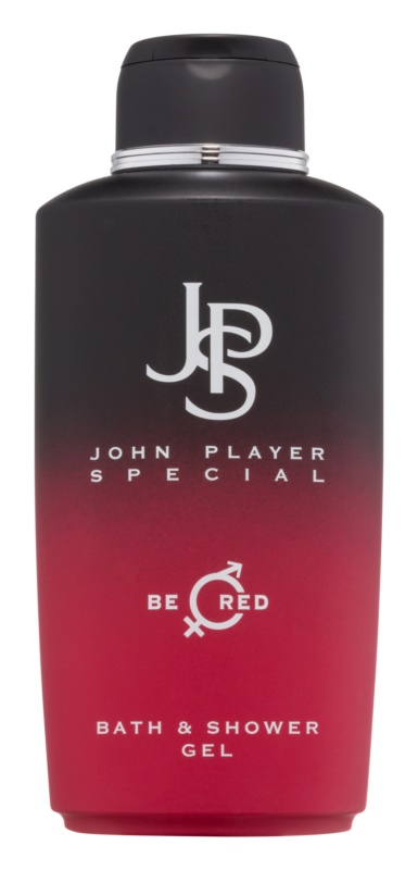 John Player Special Be Red Douchegel Unisex 500 ml