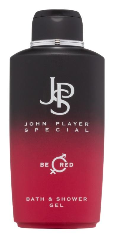 John Player Special Be Red Shower Gel unisex 500 ml