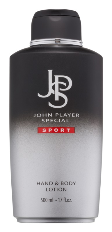 John Player Special Sport Bodylotion  voor Mannen 500 ml