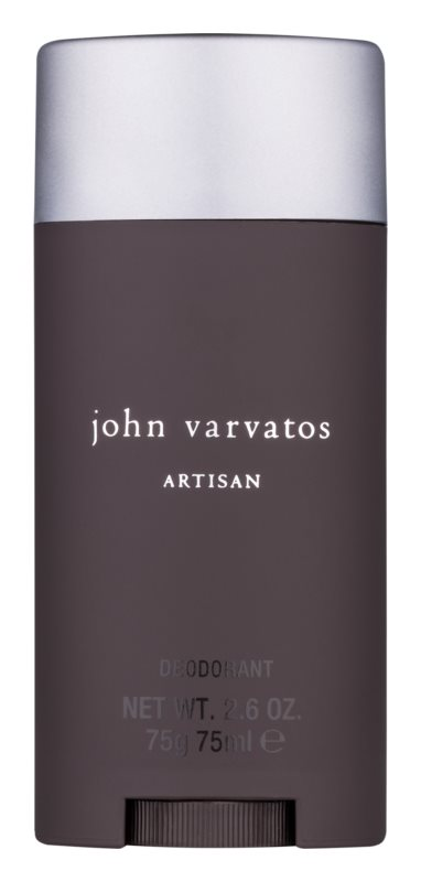 John Varvatos Artisan dédorant stick pour homme 75 ml