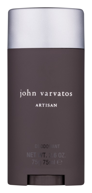 John Varvatos Artisan Deodorant Stick for Men 75 ml