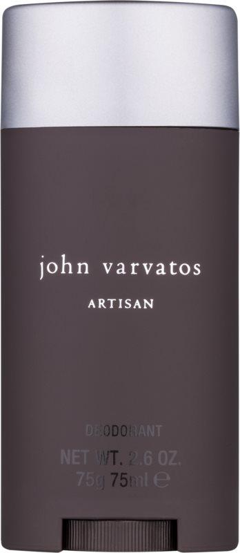 John Varvatos Artisan Deodorant Stick voor Mannen 75 ml