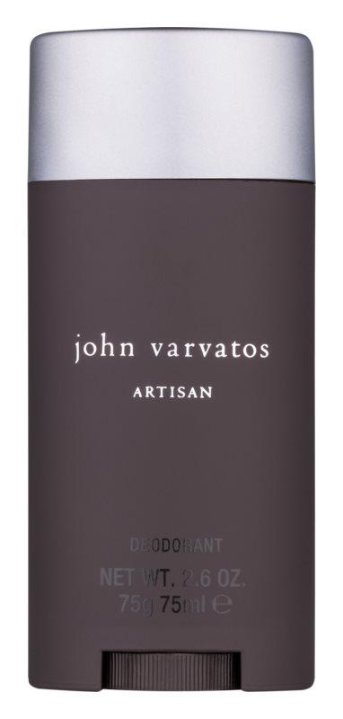 John Varvatos Artisan deostick pro muže 75 ml