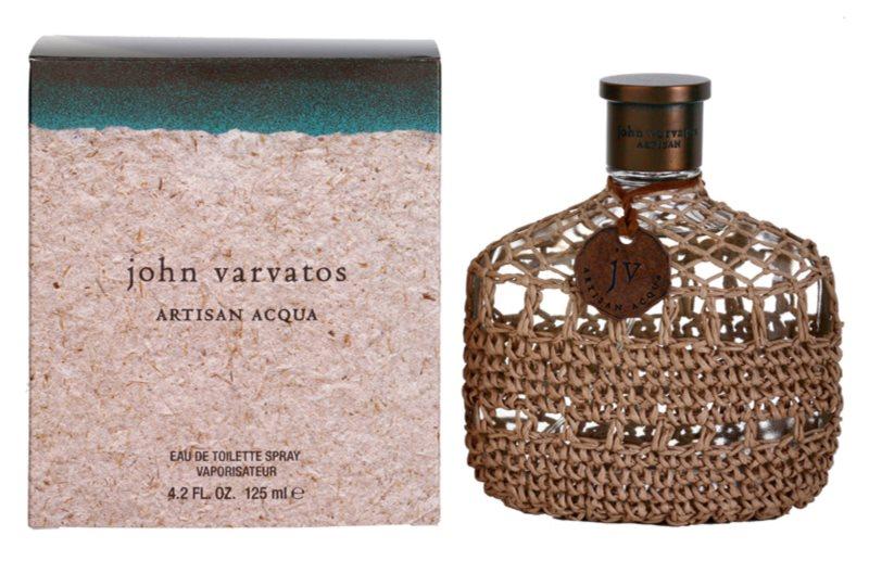 John Varvatos Artisan Acqua eau de toilette pentru barbati 125 ml