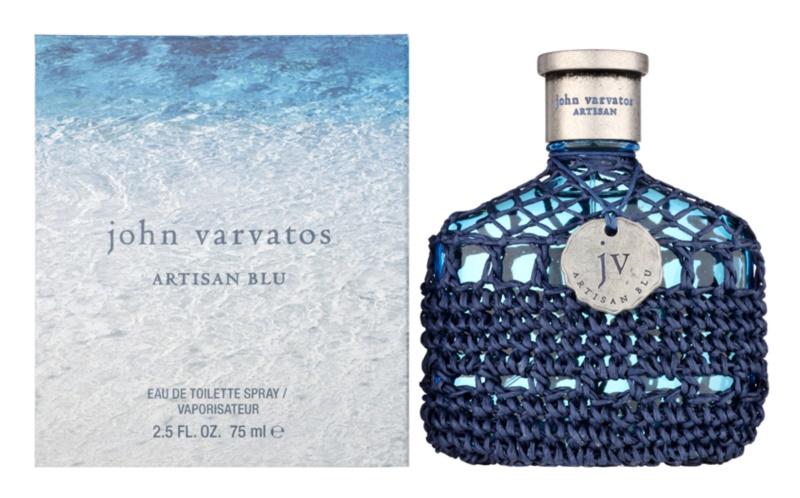 John Varvatos Artisan Blu woda toaletowa dla mężczyzn 75 ml