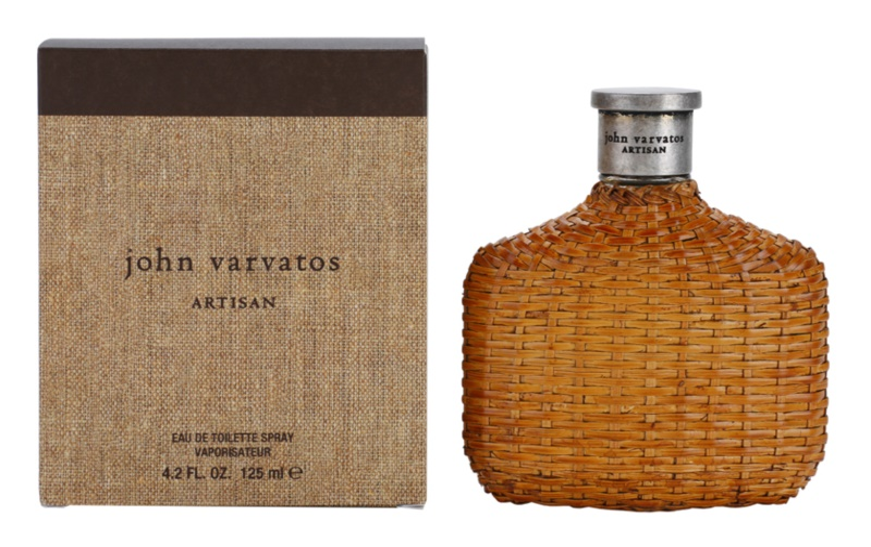 John Varvatos Artisan eau de toilette férfiaknak 125 ml
