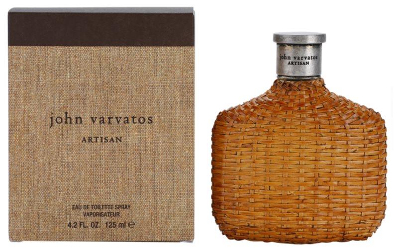 John Varvatos Artisan woda toaletowa dla mężczyzn 125 ml