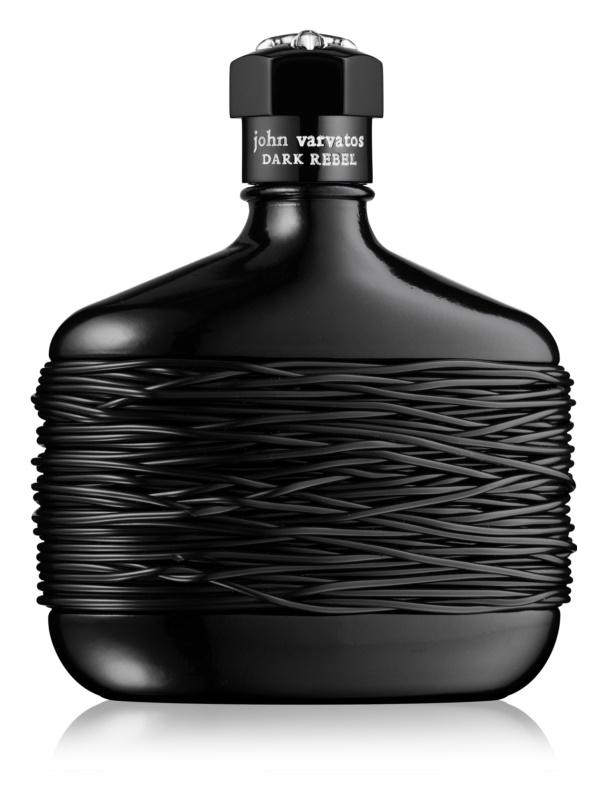 John Varvatos Dark Rebel eau de toilette per uomo 125 ml