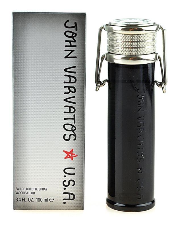 John Varvatos Star U.S.A. eau de toilette pentru barbati 100 ml