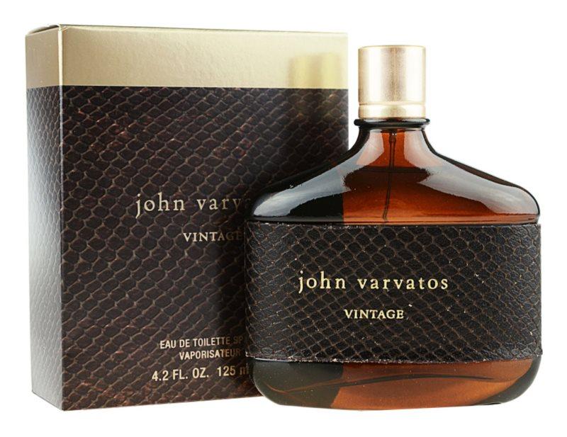 John Varvatos Vintage woda toaletowa dla mężczyzn 125 ml