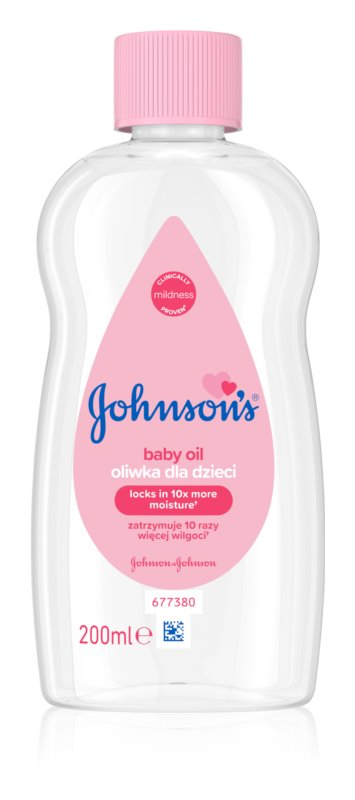 Johnson's Baby Care Oil