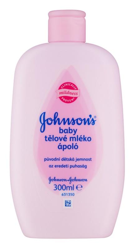 Johnson's Baby Care lait corporel