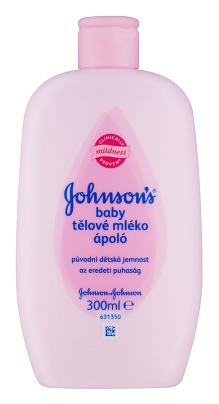 Johnson's Baby Care lotiune de corp