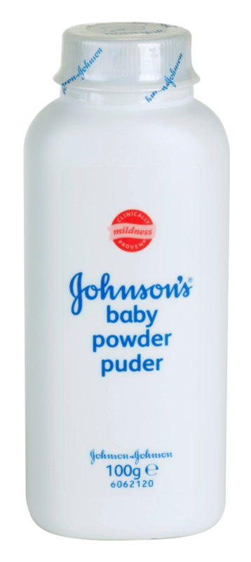 Johnson's Baby Diapering borotalco