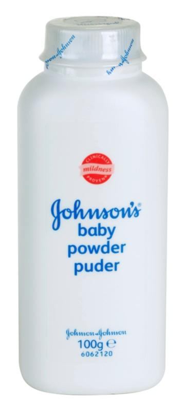 Johnson's Baby Diapering pudra de talc pentru copii
