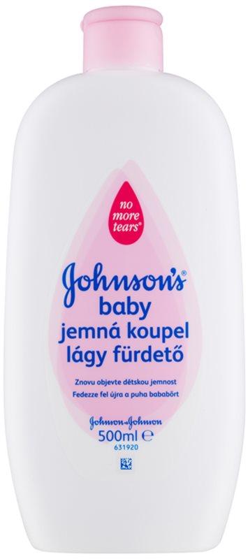 Johnson's Baby Wash and Bath Gentle Wash