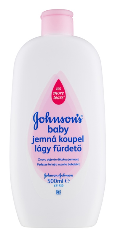 Johnson's Baby Wash and Bath jemná koupel