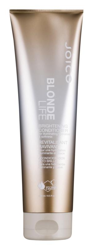 Joico Blonde Life condicionador iluminador e hidratante