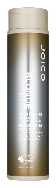 Joico Blonde Life rozjasňujúci šampón s vyživujúcim účinkom