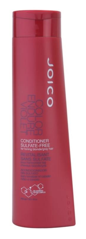 Joico Color Endure condicionador para cabelo loiro e grisalho