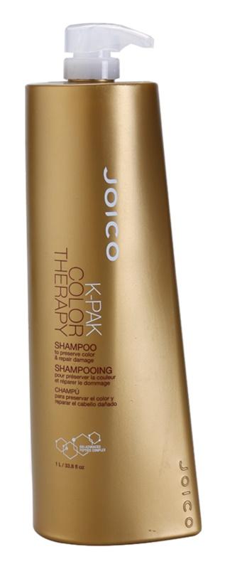 Joico K-PAK Color Therapy šampon pro poškozené barvené vlasy