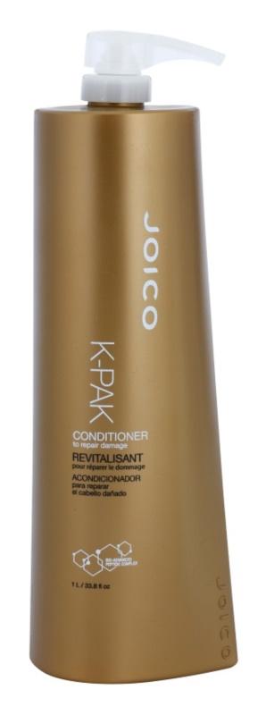 Joico K-PAK Reconstruct Conditioner für beschädigtes, chemisch behandeltes Haar