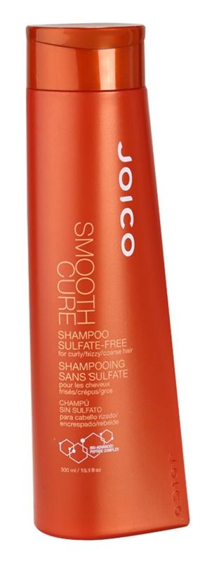 Joico Smooth Cure szampon przeciwko puszeniu się włosów