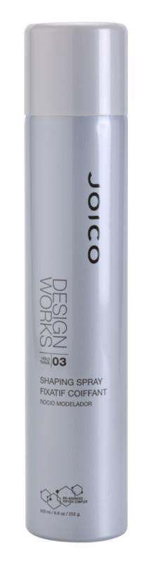 Joico Style and Finish spray pentru finisarea parului fixare medie