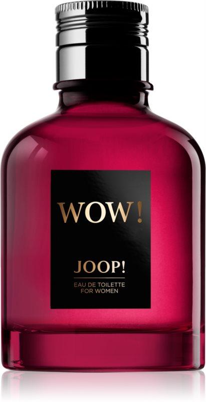 JOOP! Wow! for Women toaletní voda pro ženy 60 ml