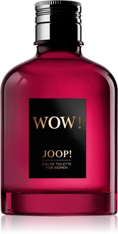 JOOP! Wow! for Women toaletní voda pro ženy 100 ml