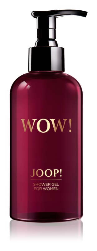 JOOP! Wow! for Women Duschgel Damen 250 ml