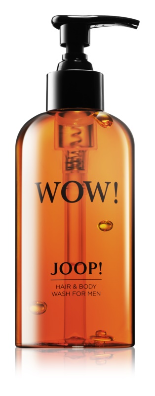 JOOP! Joop! Wow! gel de ducha para hombre 250 ml