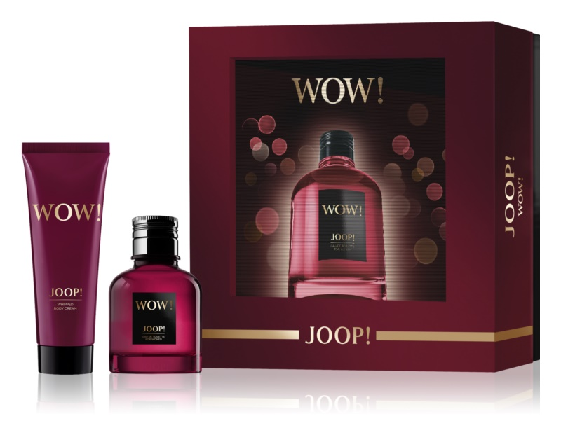 JOOP! Wow! for Women Gift Set  I.