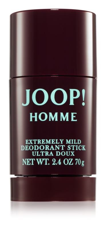 JOOP! Homme desodorante en barra para hombre 75 ml